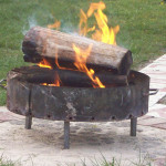 1. Oase-Feuer 2008